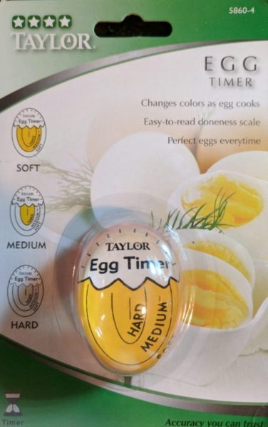 Taylor Egg Timer A Hard Boiled Review Cluckd